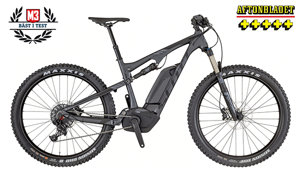 scott elcykel test