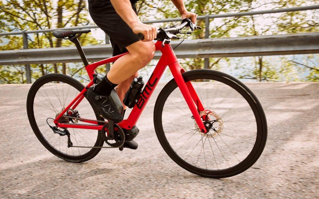 BMC Alpenchallenge AMP Sport Elcykel