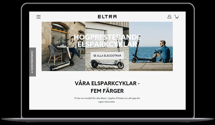 ELTRA Elscooter